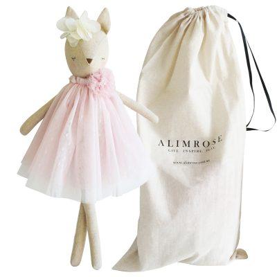 ALIMROSE // Alimrose Pink Delores Deer