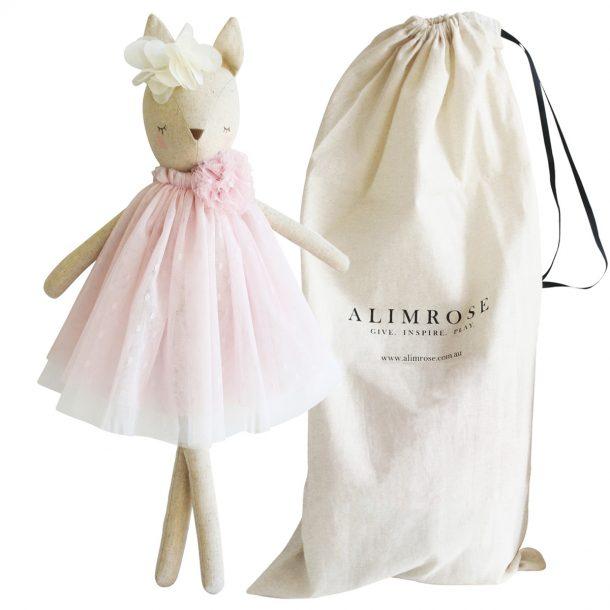 ALIMROSE Alimrose Pink Delores Deer