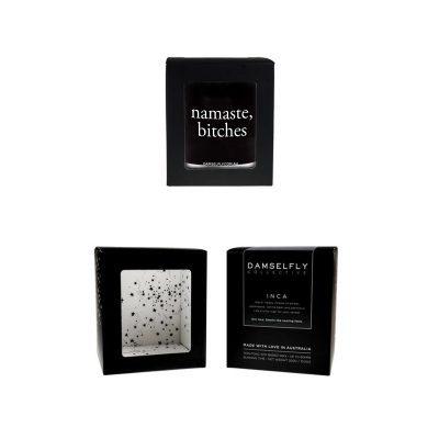 DAMSELFLY // Namaste, Bitches. Damselfly Candle