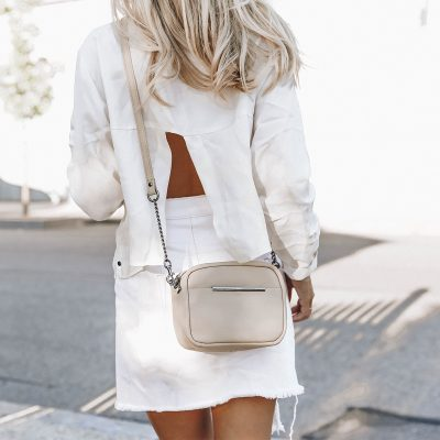 STATUS ANXIETY // Status Anxiety Nude Cult Bag