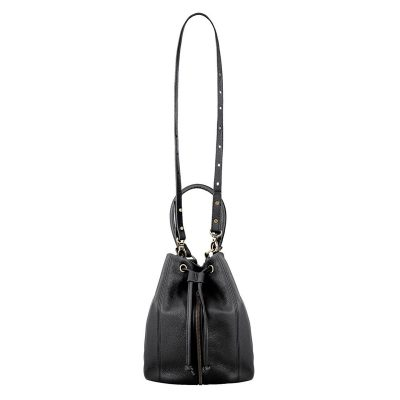 STATUS ANXIETY // Status Anxiety Black Premonition Bag