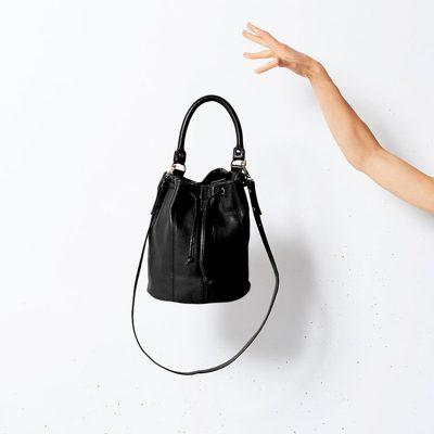 Status Anxiety Black Premonition Bag