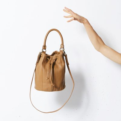 STATUS ANXIETY // Status Anxiety Tan Premonition Bag