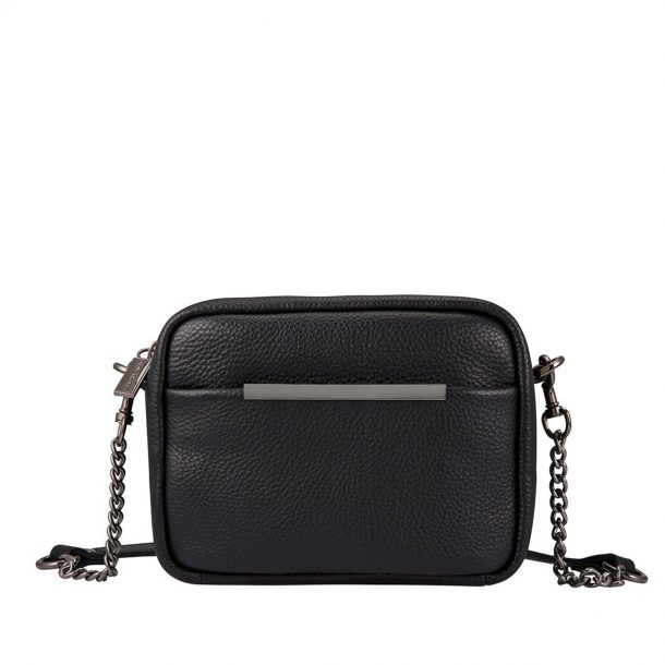 Status Anxiety Black Cult Bag front