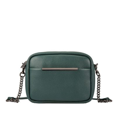 STATUS ANXIETY // Status Anxiety Green Cult Bag