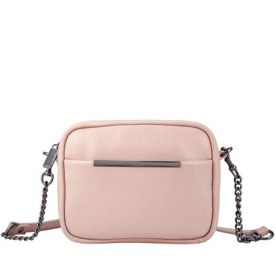 Status Anxiety Pink Cult Bag front
