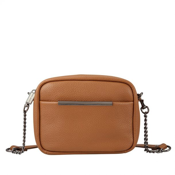 Status Anxiety Tan Cult Bag front