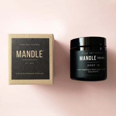 COCO DAYDREAM // Drop In Mandle For Men