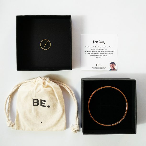 Luxah be.bangle Packaging (Gift Box)