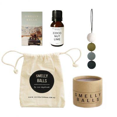 COCO DAYDREAM // Smelly Balls Khaki Set