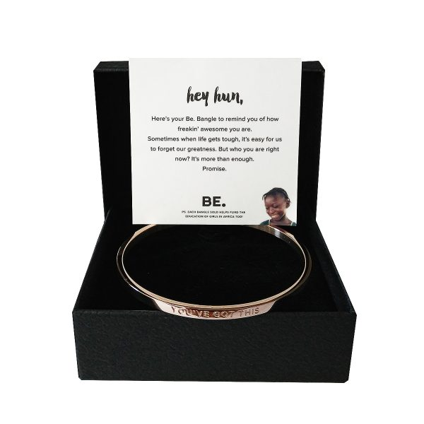 BE. // Bangle Gift Box