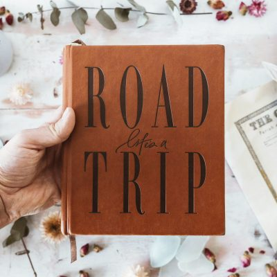 AXEL & ASH // Life's A Road Trip Journal