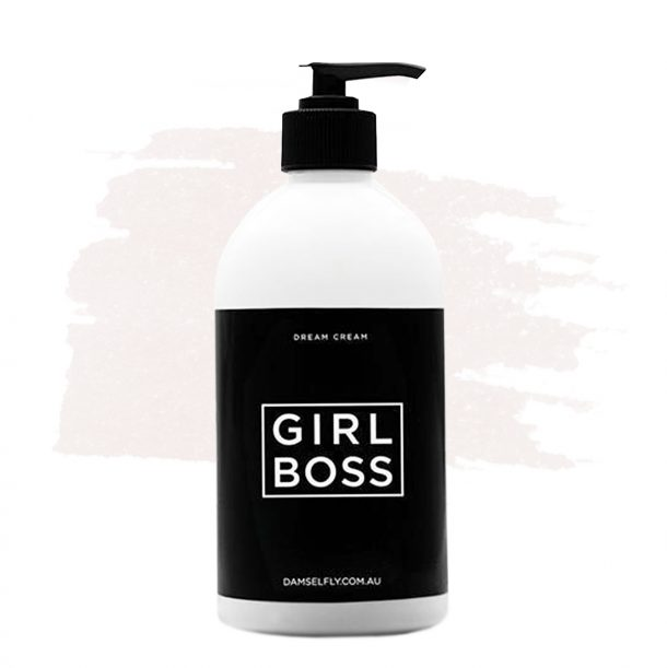 DAMSELFLY Girl Boss Dream Cream Hand Lotion