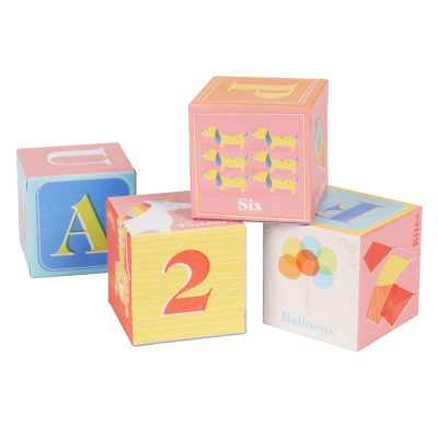 TIGER TRIBE // ABC 123 Educational Blocks