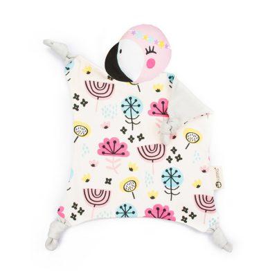 KIPPIN Coco Kippin Organic Cuddle Blankie