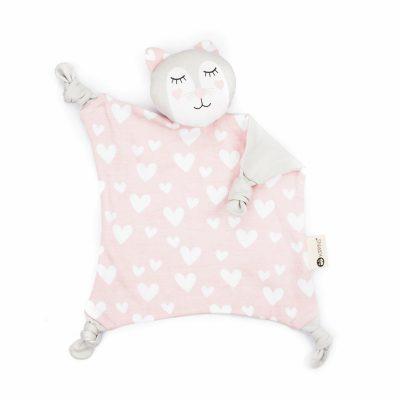 KIPPIN // Kitty Kippin Organic Cuddle Blankie
