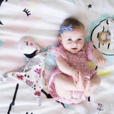 KIPPIN // Coco Kippin Organic Cuddle Blankie