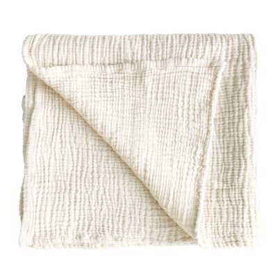COLLECTIVE SOL // Natural Ivy Baby Blanket