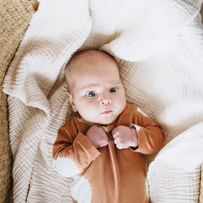 COLLECTIVE SOL // Ivy Baby Blanket