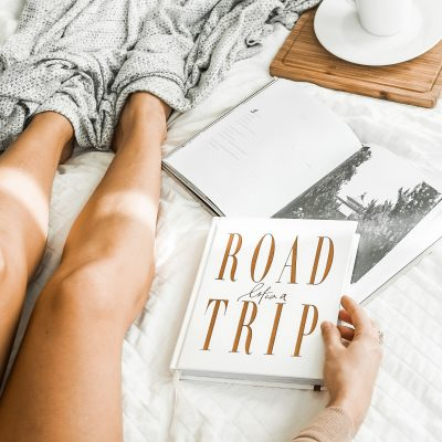 AXEL & ASH // Luxe Edition Life's A Road Trip Journal