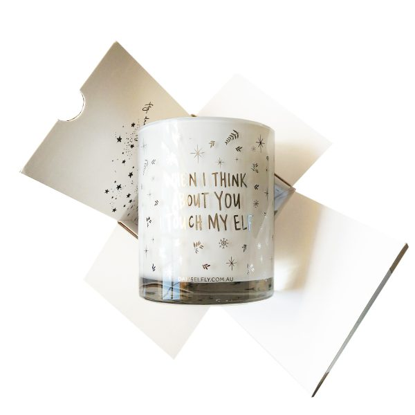 DAMSELFLY LUXAH Damselfly touch my elf candle