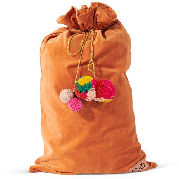 Kip&Co Marmalade Velvet Santa Sack