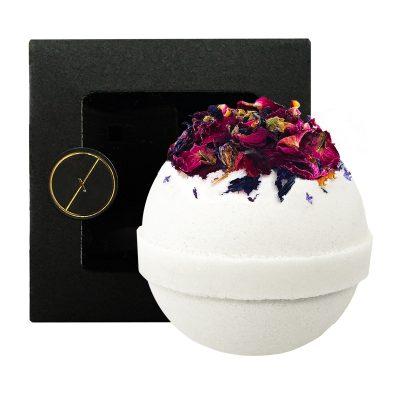 LUXAH // Sparkling Rosé Botanical Bath Bomb