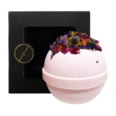 LUXAH // Lilac Dreams Botanical Bath Bomb