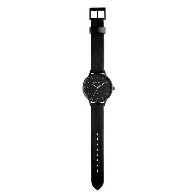 All Black Inertia Unisex Watch