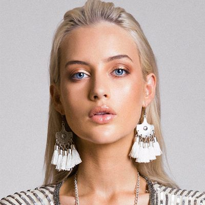 Ivory Ayla Earrings