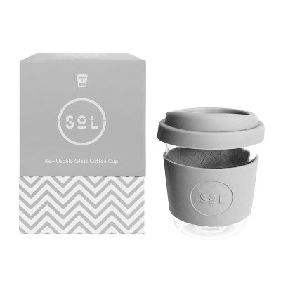 SOL PRODUCTS // Grey SoL Cup