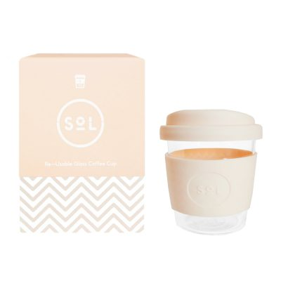 SOL PRODUCTS // Coastal Cream SoL Cup