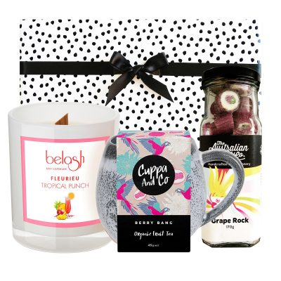Luxah Berry Fruity Timeout Pack