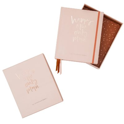 Emma Kate Co. Blush Daily 2019 Planner