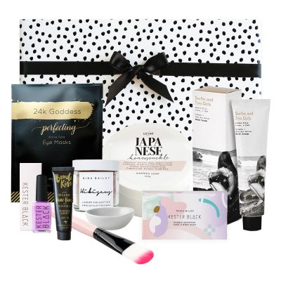 Luxah No-Bath Pamper Pack