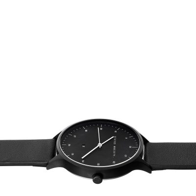 STATUS ANXIETY // All Black Inertia Unisex Watch
