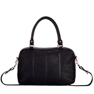 Status Anxiety Black Bubble War Of Obvious Bag
