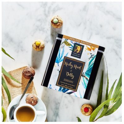 BYRON BAY COOKIE CO. // Limited Edition Assorted Cockatoo Gift Tin