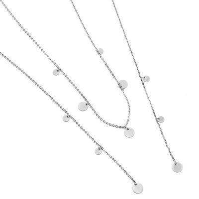 PASTICHE // Silver Meet your Soul Necklace