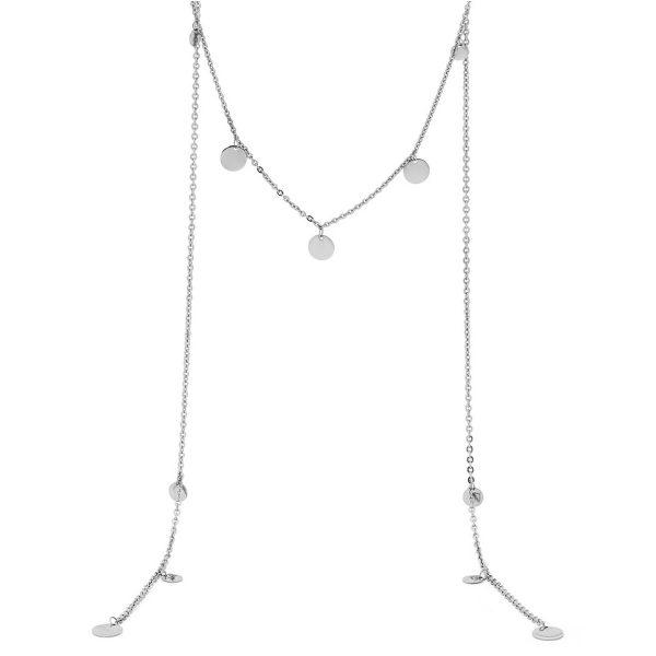 PASTICHE Silver Meet your Soul Necklace
