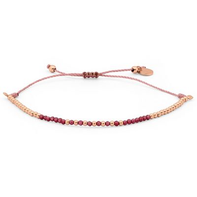 PASTICHE // Wellness Friendship Bracelet
