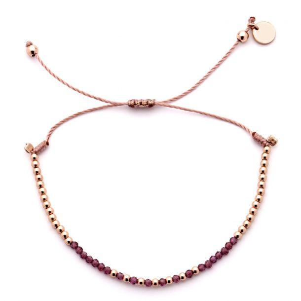 PASTICHE Wellness Friendship Bracelet