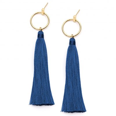 PASTICHE // Dawn Tassel Earrings