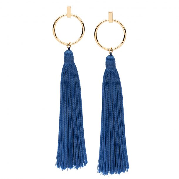 PASTICHE Dawn Tassel Earrings