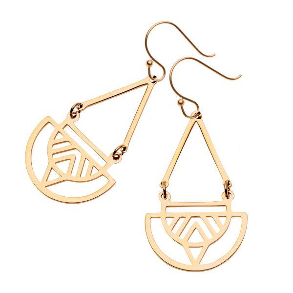 PASTICHE Tiki Spirit Earrings