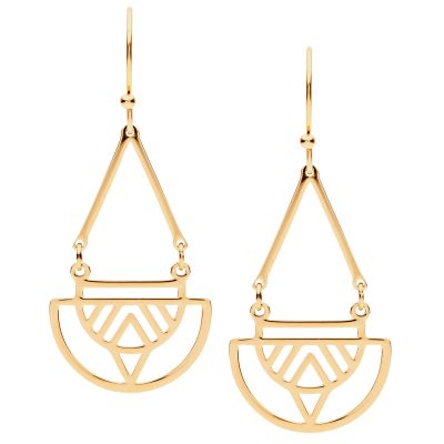 PASTICHE // Tiki Spirit Earrings