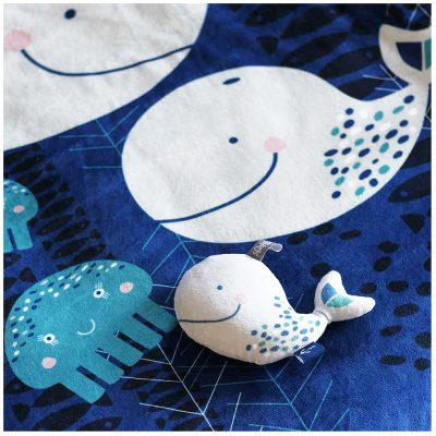 OBDesigns // Whale Of A Time Activity Play Set