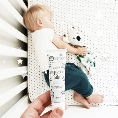 KIPPINS Organic Sleepy Time Baby Balm