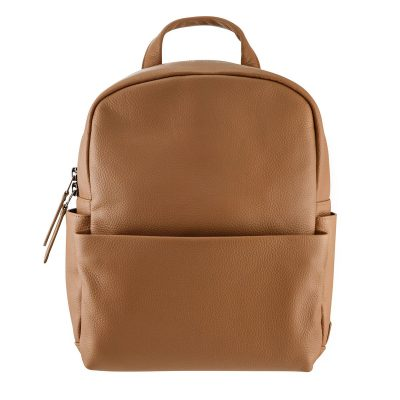 Status Anxiety Tan Backpack front