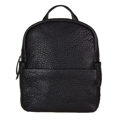 Status Anxiety Black Bubble Backpack front